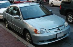 2003 Honda Civic Photo 3