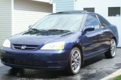 2003 Honda Civic Photo 5