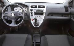 2004 Honda Civic interior