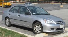 2004 Honda Civic Photo 2