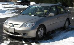 2004 Honda Civic Photo 3