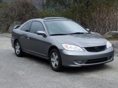 2004 Honda Civic Photo 4