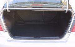 2005 Honda Civic interior