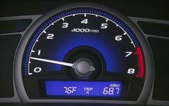 2006 Honda Civic interior