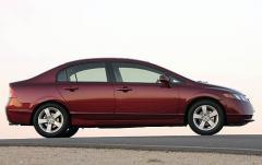 2007 Honda Civic exterior