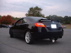 2007 Honda Civic Photo 2