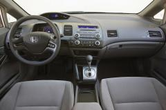 2008 Honda Civic interior