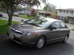 2008 Honda Civic Photo 2