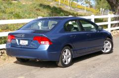2008 Honda Civic Photo 5