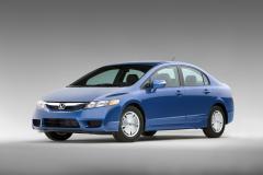 2009 Honda Civic Photo 2