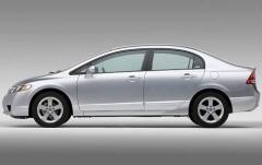 2009 Honda Civic exterior