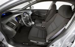 2009 Honda Civic interior
