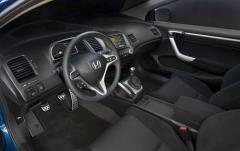 2010 Honda Civic interior