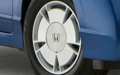 2011 Honda Civic exterior