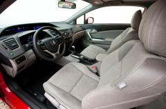2012 Honda Civic interior