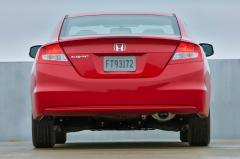2012 Honda Civic exterior