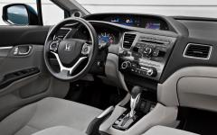 2013 Honda Civic LX Coupe 5-Speed MT Photo 4