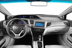 2014 Honda Civic LX Coupe 5-Speed MT Photo 3