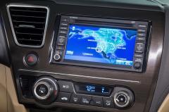 2014 Honda Civic interior