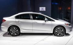 2015 Honda Civic Photo 4
