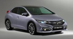 2015 Honda Civic Photo 1