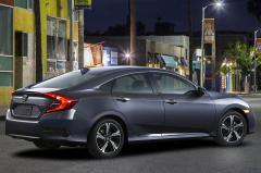 2016 Honda Civic Photo 2