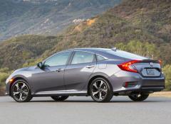 2016 Honda Civic Photo 4