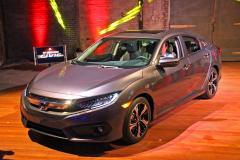 2016 Honda Civic Photo 5