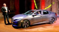 2016 Honda Civic Photo 6