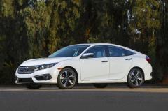 2018 Honda Civic exterior