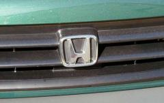 1997 Honda CR-V exterior