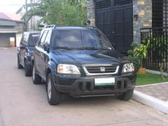 1997 Honda CR-V Photo 3