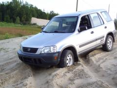1999 Honda CR-V Photo 2