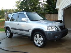2000 Honda CR-V Photo 2