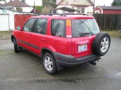 2000 Honda CR-V Photo 5