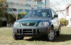 2000 Honda CR-V exterior