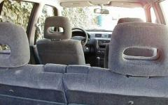 2001 Honda CR-V interior