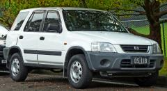 2001 Honda CR-V Photo 1