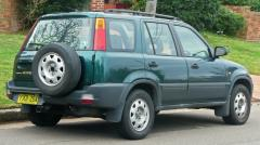 2001 Honda CR-V Photo 3