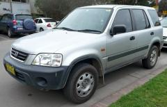 2001 Honda CR-V Photo 4