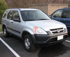 2002 Honda CR-V Photo 4