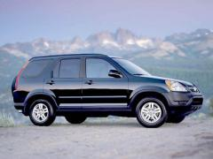 2002 Honda CR-V Photo 5