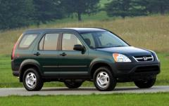 2003 Honda CR-V Photo 2
