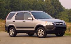 2003 Honda CR-V exterior