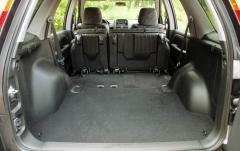 2003 Honda CR-V interior