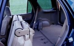 2003 Honda CR-V interior