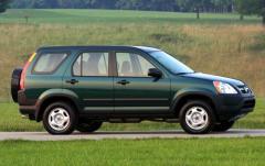 2004 Honda CR-V exterior