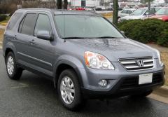 2005 Honda CR-V Photo 2