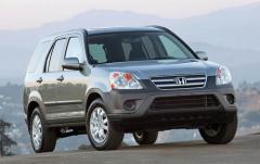 2005 Honda CR-V exterior