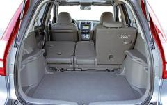2007 Honda CR-V interior